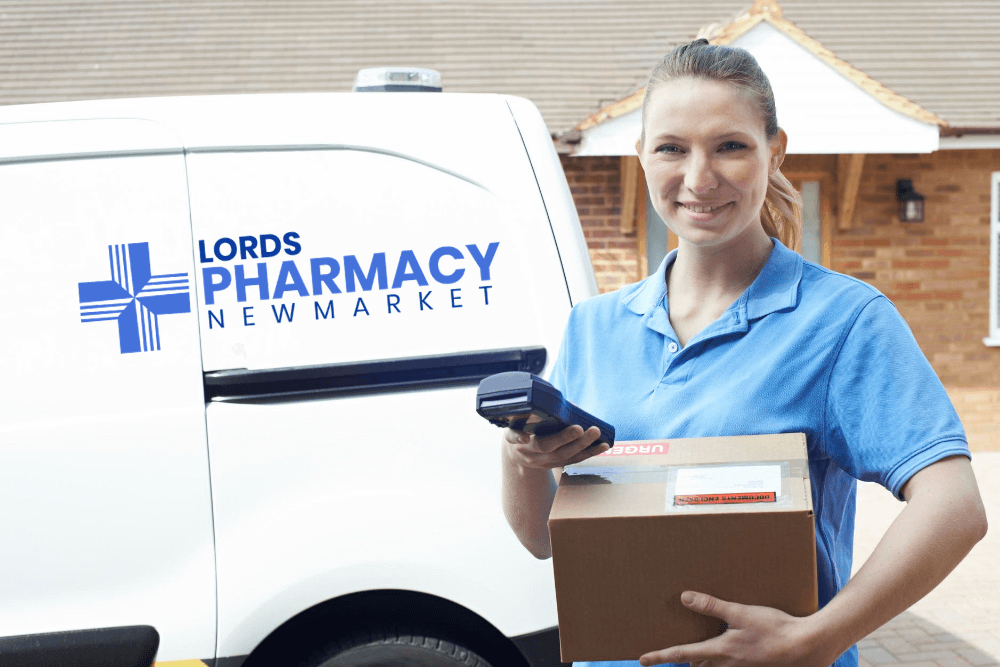Prescription Delivery Lords Pharmacy Newmarket