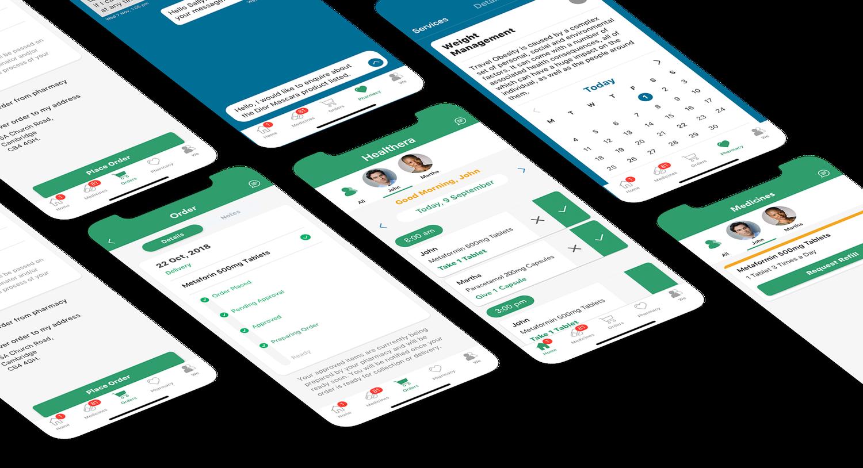 healthera Electronic Prescription Service App Lords Pharmacy Newmarket